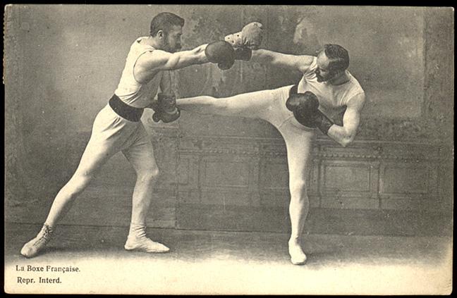 club boxe 19eme